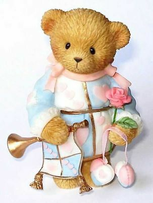 NEW Cherished Teddies - Our Love Is The Greatest Gift - 114042