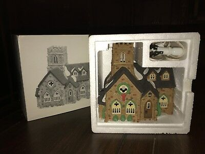 Dickens' Village Series - Department 56 - Knottinghill Church - NO Reserve