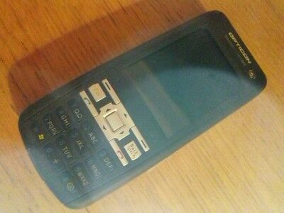 Opticon H19 Scanphone PDA Laser Barcode Scanner. With Case, Manual and Disk.