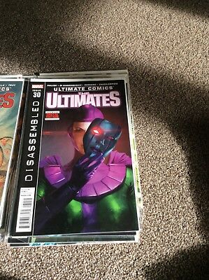 Ultimate Comics The Ultimates Issues 1 To 30