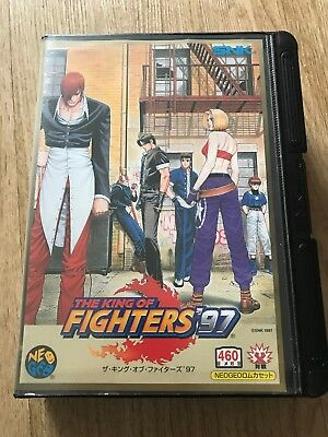 The King Of Fighters 97 Neo Geo AES game