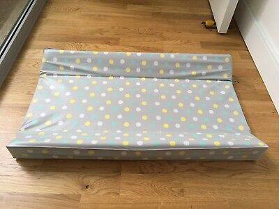Mothercare Universal Cot-top changer with fittings - NEW