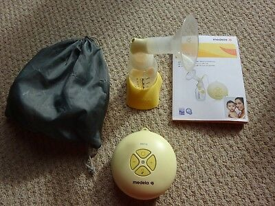 Medela Swing single electric breast pump in very good condition