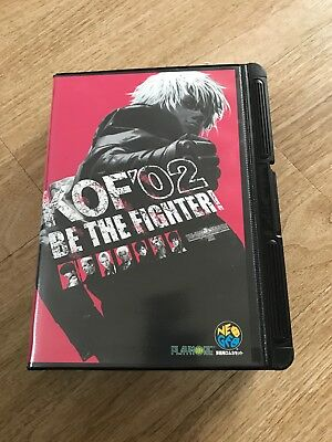 The King Of Fighters 2002 Neo Geo AES Game