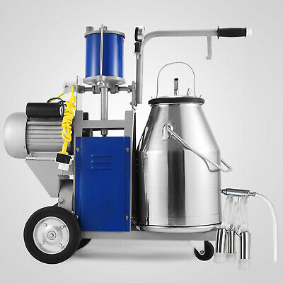 Electric Milking Machine For farm Cows Bucket bid sale ONLY milker piston use