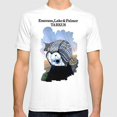 Elp Emerson Lake And Palmer Tarkus Mens T-Shirt