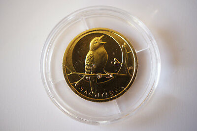 20 Euro Gold 2016 Nachtigall -D-