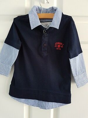 Boys Top from Jasper Conran age 12-18 months