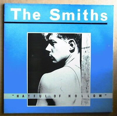 THE SMITHS Hatful Of Hollow UK LP NICE 1984 ROUGH TRADE 76 G&L SLEEVE