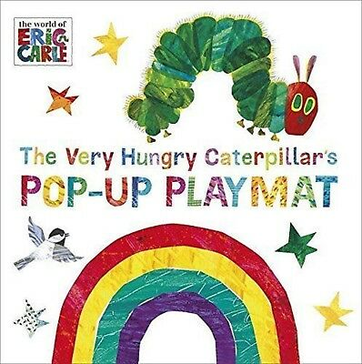 The Very Hungry Caterpillar's Pop-up Playmat Book Baby Shower Gift