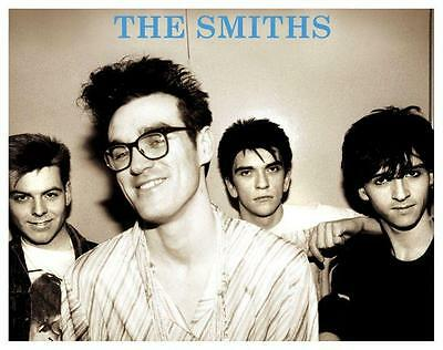 6c6b41d1abbd THE SMITHS   POSTER   Morrissey Johnny Marr Andy Rourke Mike Joyce ...