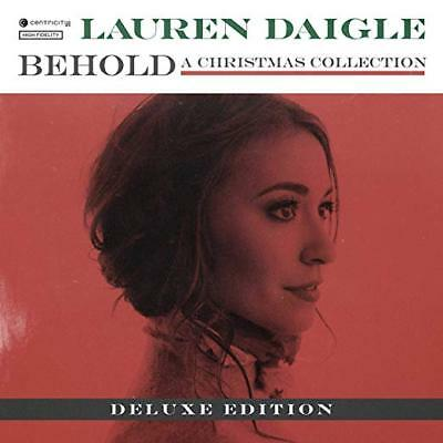 Lauren Daigle Cd - Behold: A Christmas Collection [Deluxe Edition](2018) - New
