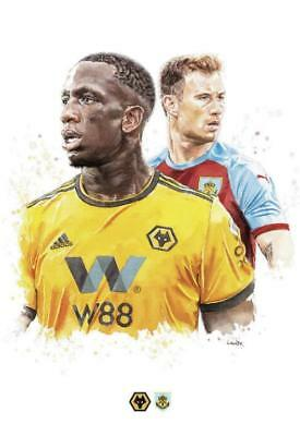 * 2018/19 - WOLVES v BURNLEY (16th September 2018) *