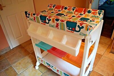 Cosatto Easi Peasi Baby Changing Table / Unit - Superb Condition