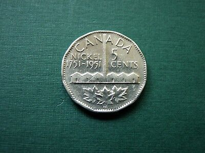 Canada 19515 Cents (Commemorative Issue)