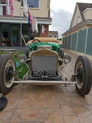 Hotrod Ford T Bucket Project