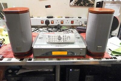 Jvc Stereo Compact Component System With Remote Control Fs-Sd770R-Fs-Sd990R