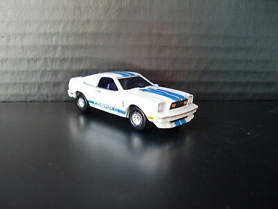 1975 1977 Ford Mustang Cobra Ii White Loose 164 Die Cast 1999