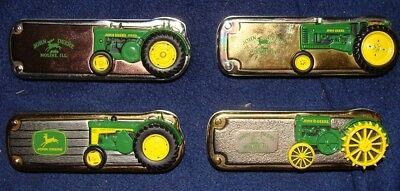 "Franklin Mint: ""john Deere 1923 Model D"" Tractor Knife ~ New!!!"