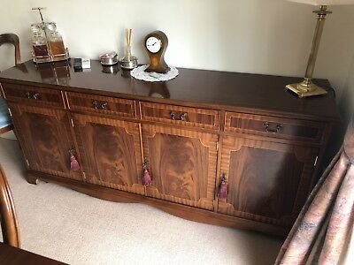 Mahogany Large Sideboard - West of England Reproduction Furniture