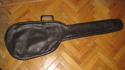 Cover for the Soviet electric bass guitar Ural