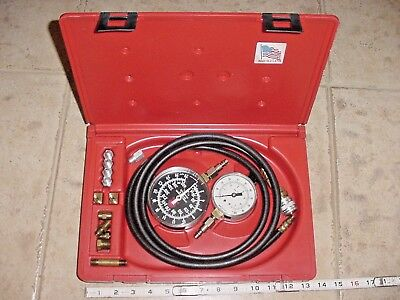 MATCO TOOLS AUTOMATIC Transmission & Engine Oil Pressure Tester # ATG5K USA  MADE