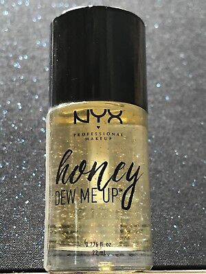NYX Professional Makeup Honey Dew Me Up Gold Serum and Primer Brand New