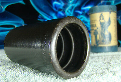 Columbia Cylinder Phonograph Record COON COON COON Minstrel Rare Wax not Edison