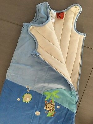 Size 6-12M (0) ~ SNUGTIME ~ Thick Winter Corduroy Sleeping Bag ~ AS NEW!