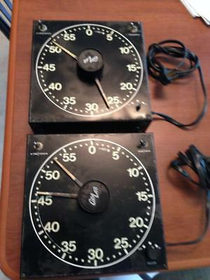 Set of 2 - Gralab Darkroom Timer Model 300 Tested, Gralab - 1st of 2 Listings.