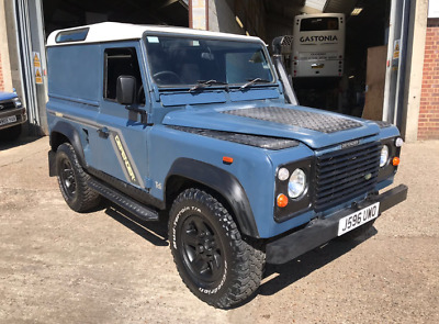1992 Land Rover Defender 90-COUNTRY 1992 LAND ROVER DEFENDER 90 COUNTRY