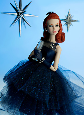 Fashion Royalty  First Taste Of Champagne Poppy Parker Dressed Doll NRFB