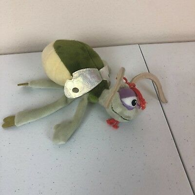 Disney Princess And The Frog Ray Firefly Plush 8 Disney Store