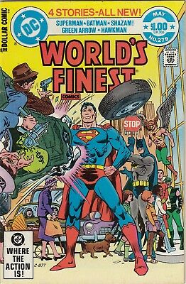 World's Finest #279 (DC-1982) FN+ Nice! Solid! -combine ship-