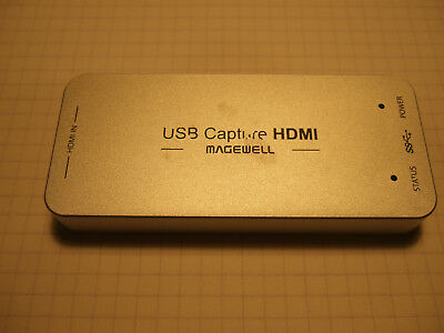 Magewell USB 3.0 HDMI Video Capture Dongle PN 32060