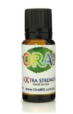 OraMD® Extra Strength - Single Bottle 15ml - OraMD Australia