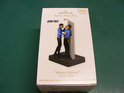 Hallmark Star Trek Mirror-Mirror Orn. Magic 2011 MIB
