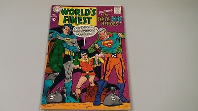 World's Finest #173!  First Silver Age Two-Face!