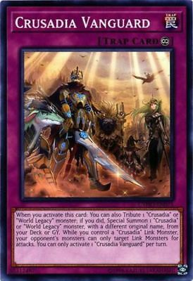Yugioh! Crusadia Vanguard - CYHO-EN071 - Common - Unlimited Edition Near Mint, E