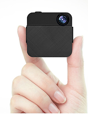 SELLOUT SALE - Wolfcom Capture Security, Body Camera, Express Post (RRP $179)