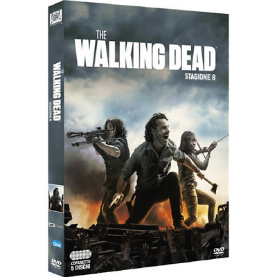 Walking Dead (The) - Stagione 08 (5 Dvd)  [Dvd Nuovo]