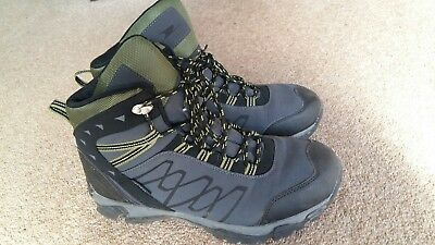 New Mens Magnum Leather Waterproof Hiking Walking Shoes Boots Size 9