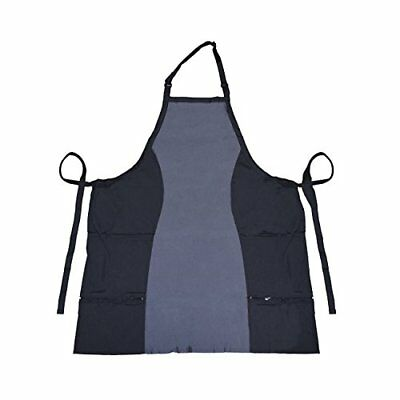 Betty Dain Bleach Proof Hour Glass Apron, BlackPewter, 0.25 Pound