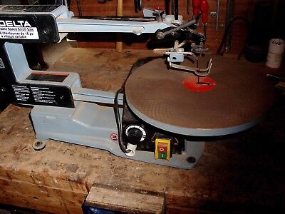 """Delta 16"""" variable speed Scroll Saw (Buyer must collect)"""