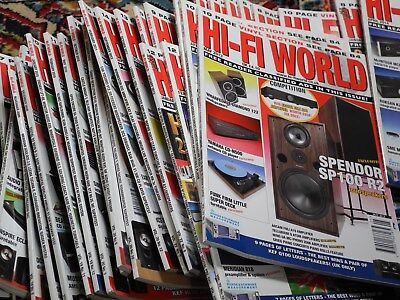 H-Fi world magazine  HiFi 37 copies