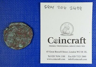 Parthia, Vologases iii, 105-147AD, AR Drachm.19-20mm. 3.27gr. Ex-Coincraft