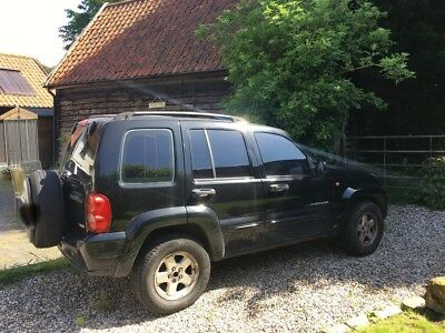 Jeep Cherokee, 2003, 2.8 CRD Limited (Automatic)