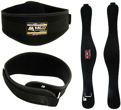 MCD Back Support Weight Lifting Body Building Gym Belt