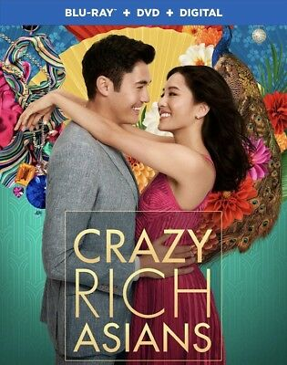 Crazy Rich Asians (Blu-ray)(Region Free)