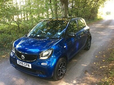 SMART CAR FORFOUR Premium